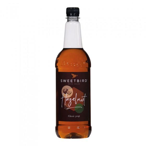 Sirup fuer Kaffee Sweetbird Hazelnut, 1 l