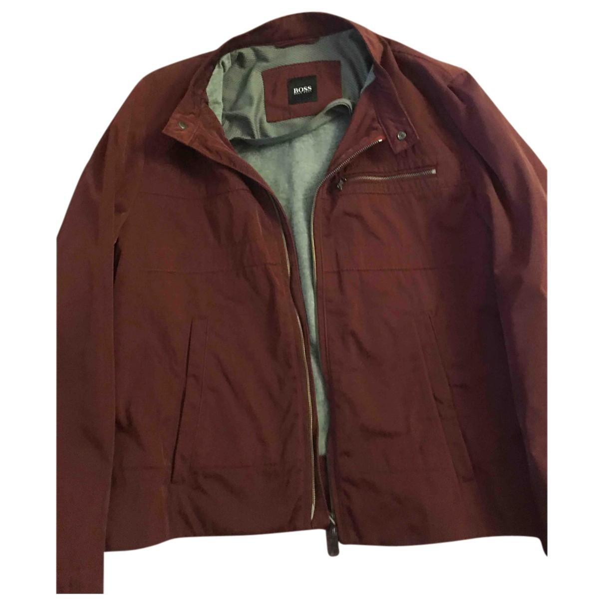 Boss N Red jacket  for Men M International