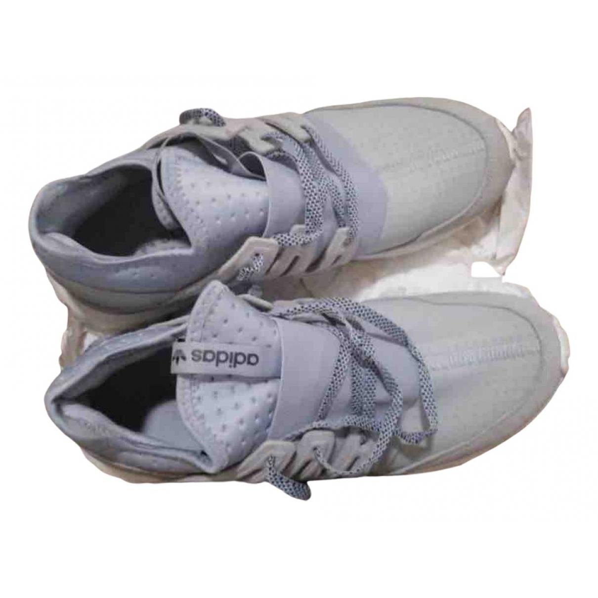 Adidas - Baskets Tubular pour homme en autre - gris