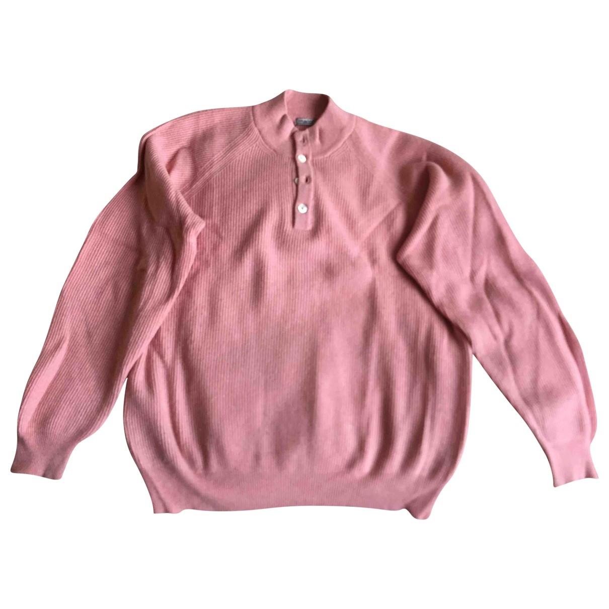 Malo \N Pullover.Westen.Sweatshirts  in  Rosa Kaschmir