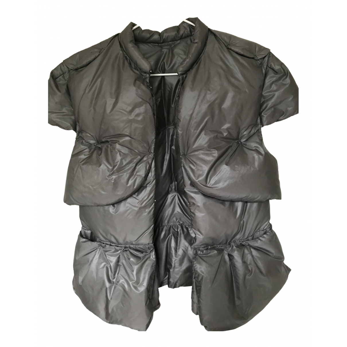Undercover \N Maentel in  Grau Polyester
