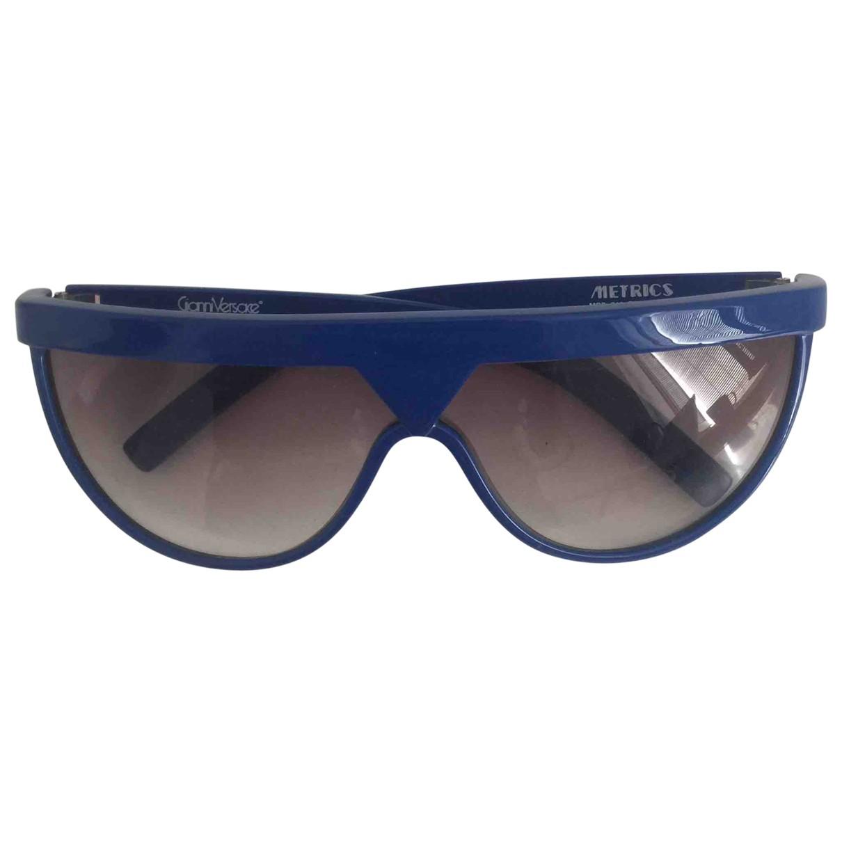 Gianni Versace - Lunettes   pour femme - bleu