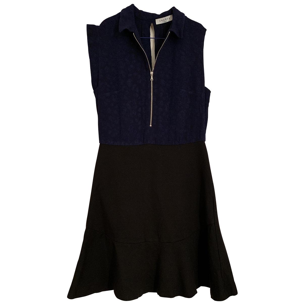 Sandro \N Blue dress for Women XS International