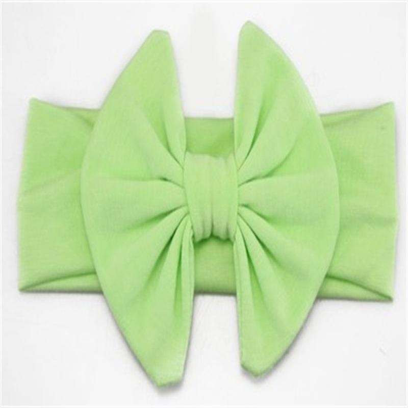 Bowknots Cotton Simple 1-Piece Multi-Color Hair Band