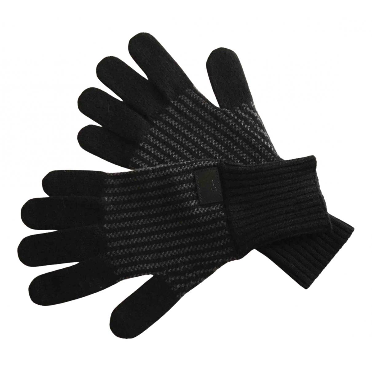 Dior - Gants   pour femme en coton - noir