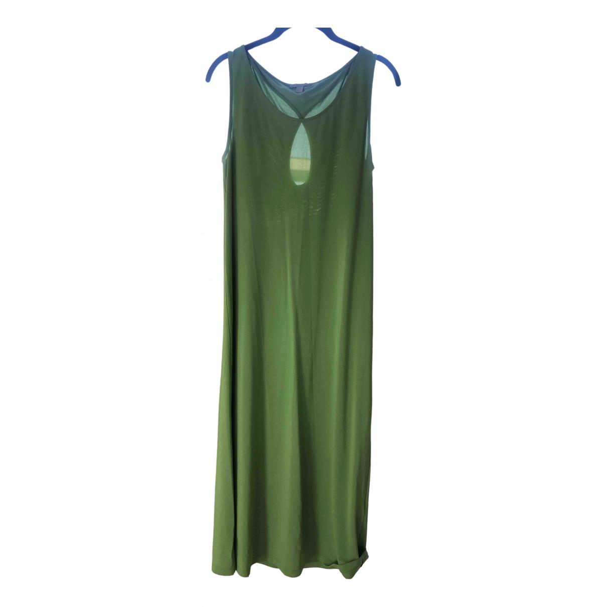 Cos \N Kleid in  Gruen Viskose