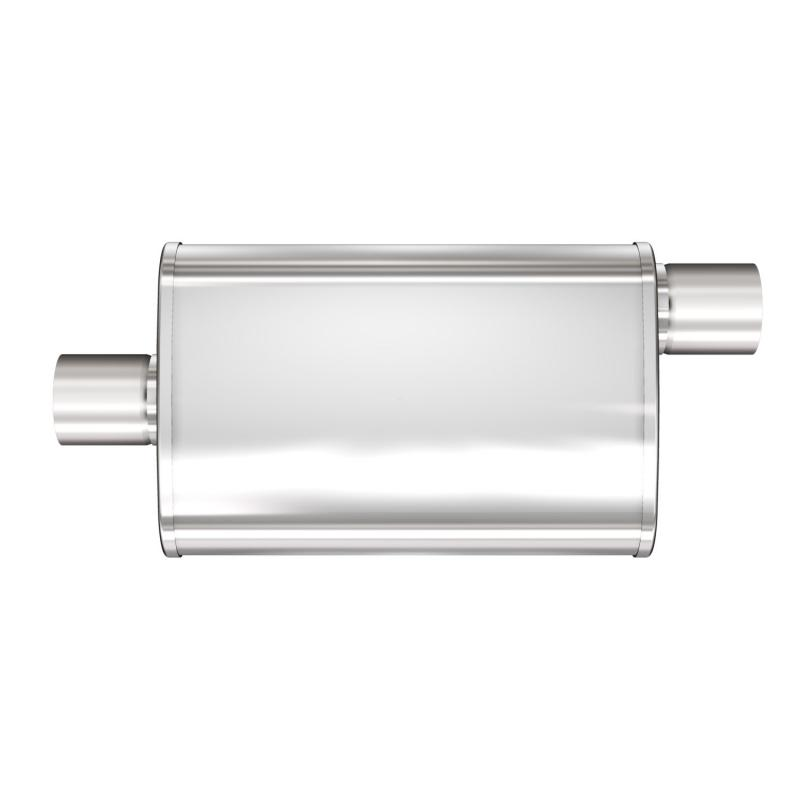 MagnaFlow 13259 Exhaust Products Universal Performance Muffler - 3/3