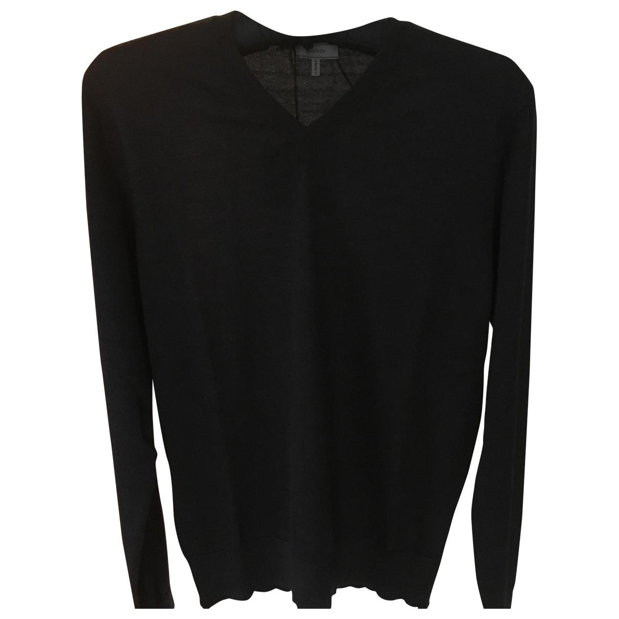 Lanvin \N Anthracite Cashmere Knitwear & Sweatshirts for Men S International