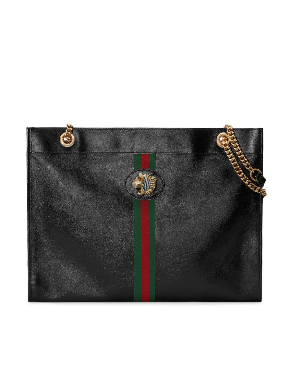 Leather Rajah Bag