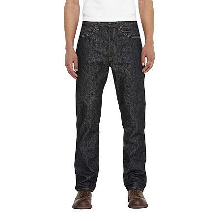 Levi's 501 Shrink-To-Fit Jeans-Big & Tall, 52 29, Black