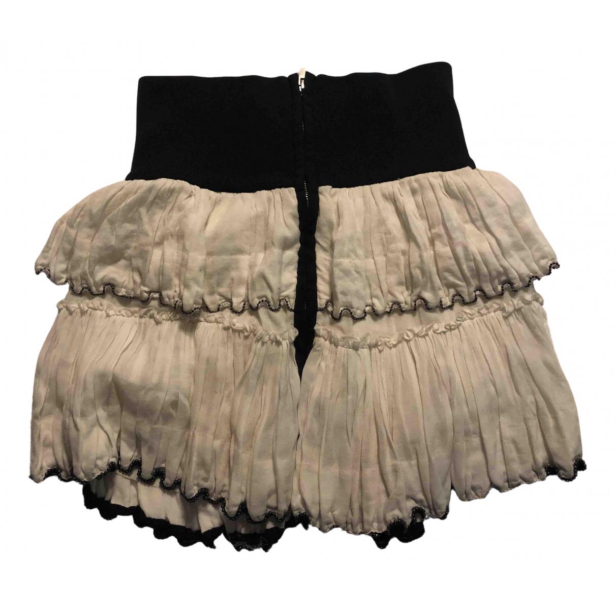 Isabel Marant - Jupe   pour femme en coton - blanc