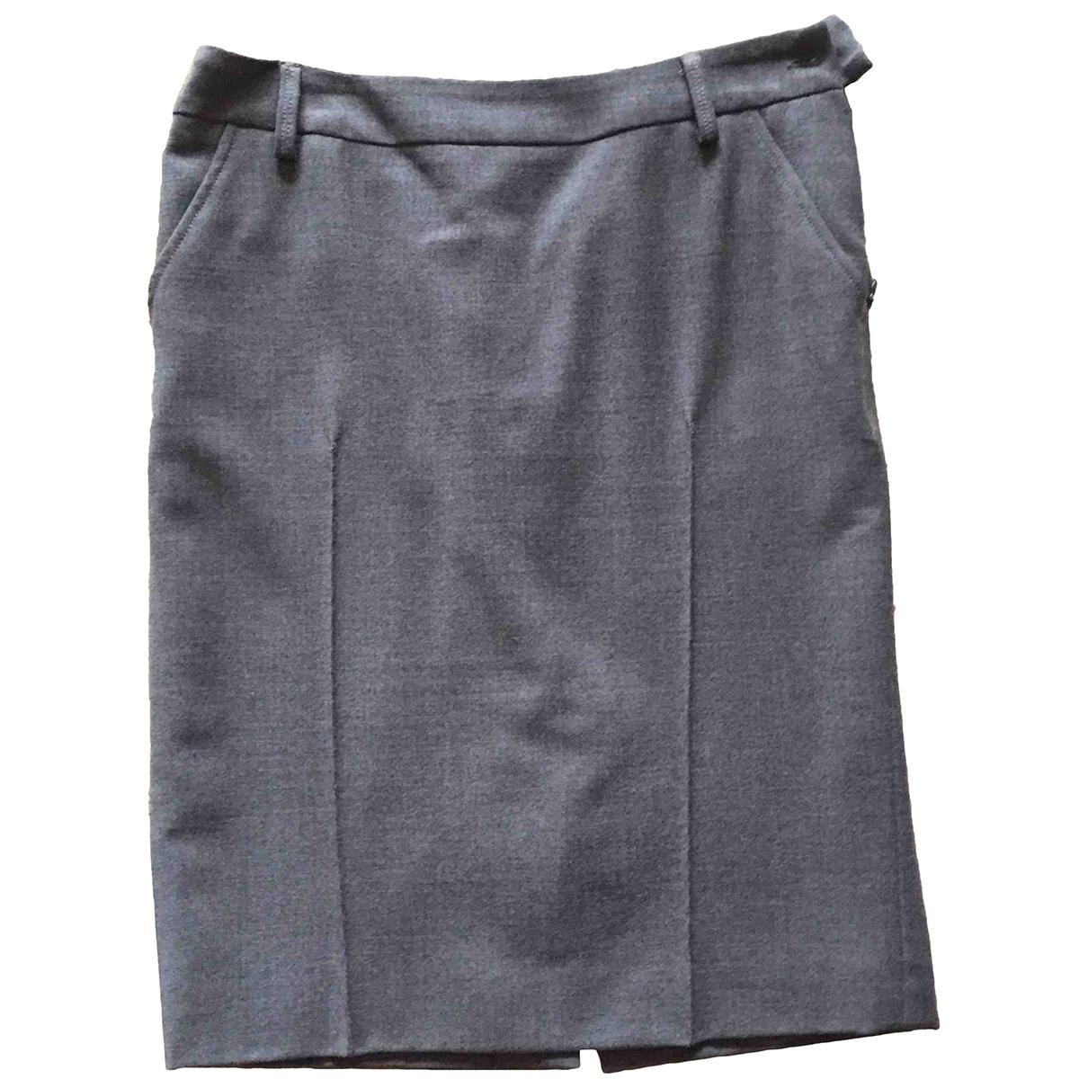 Falda midi de Lana Cappellini
