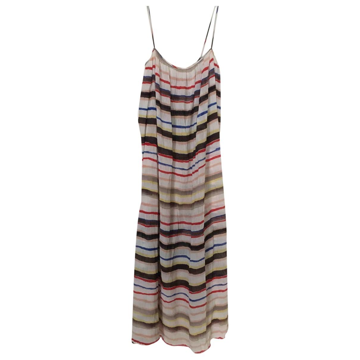 Marysia \N Kleid in  Bunt Synthetik