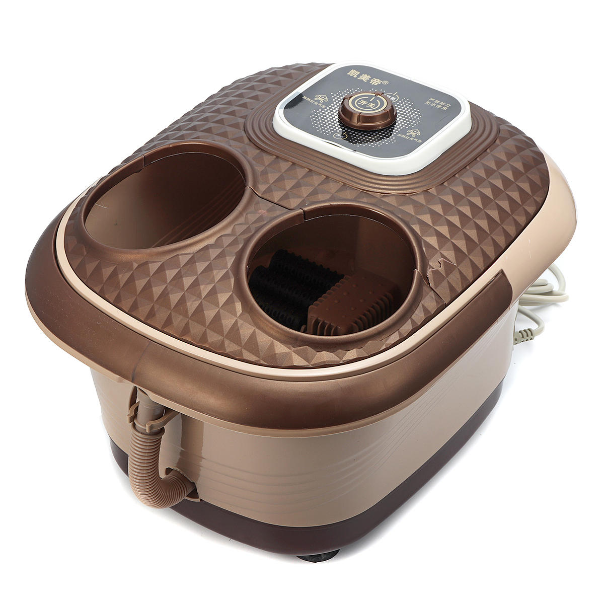 220V 500W Foot Spa Bath Electric Massager