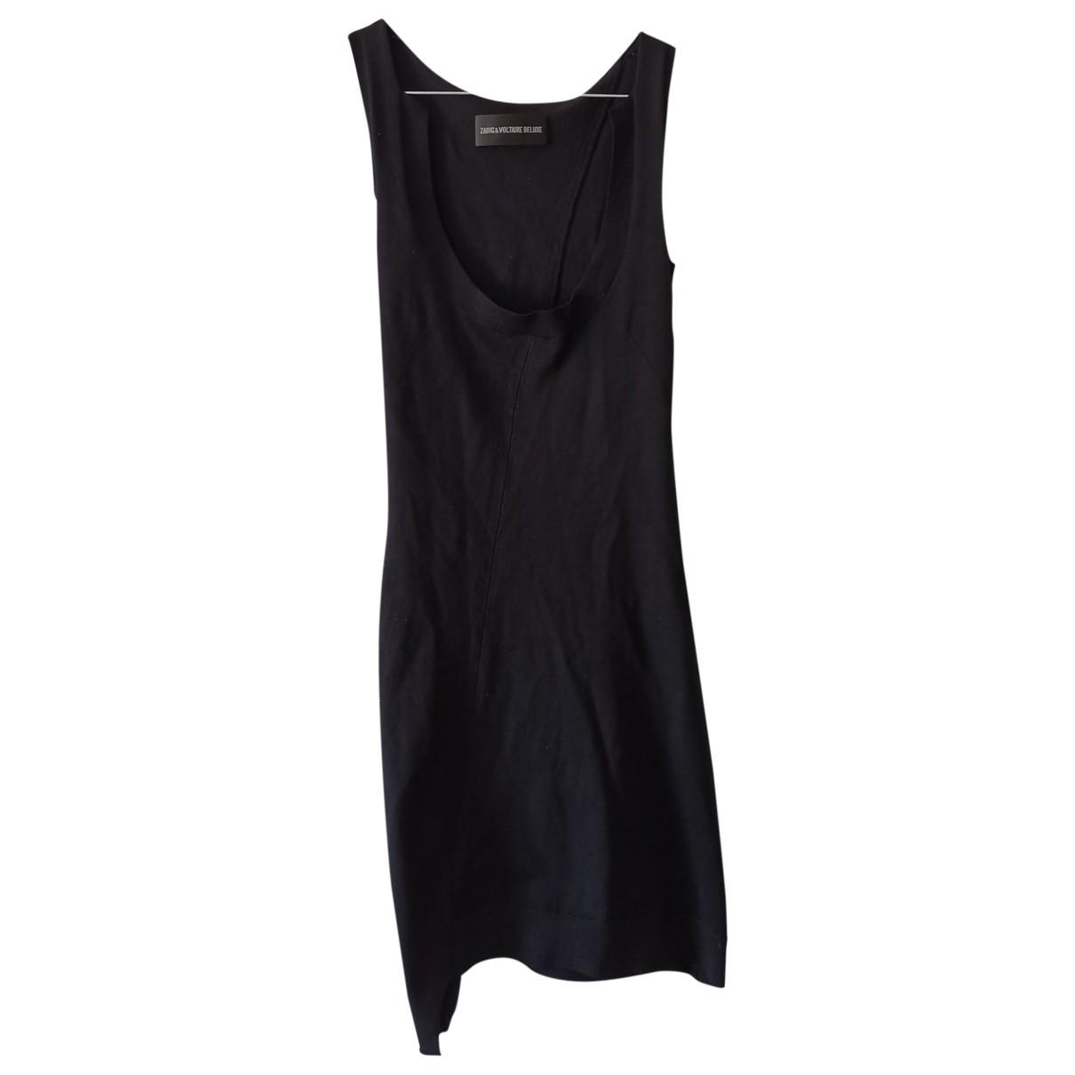 Mini vestido de Seda Zadig & Voltaire