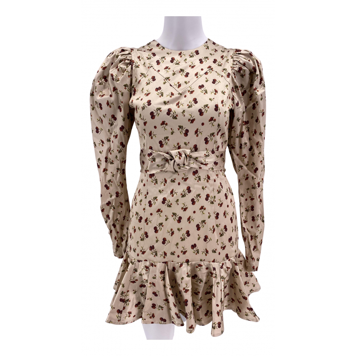 Rotate \N Ecru dress for Women 36 FR