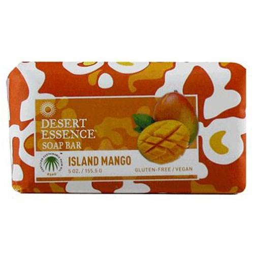 Bar Soap Island Mango 5 Oz by Desert Essence