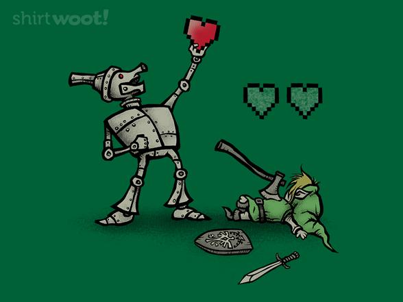 Stolen Heart T Shirt