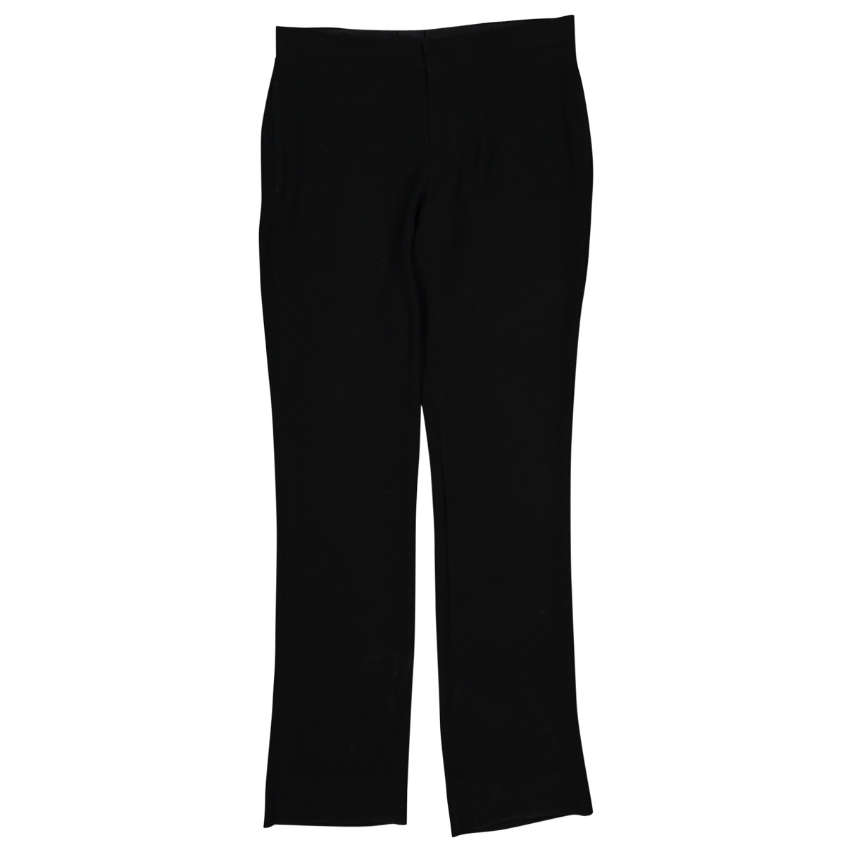 The Row \N Black Trousers for Women 4 UK