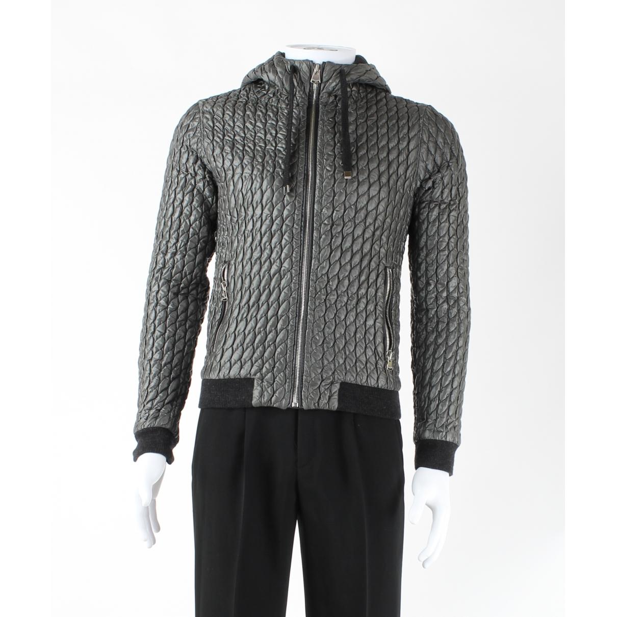 Dolce & Gabbana - Vestes.Blousons   pour homme - gris