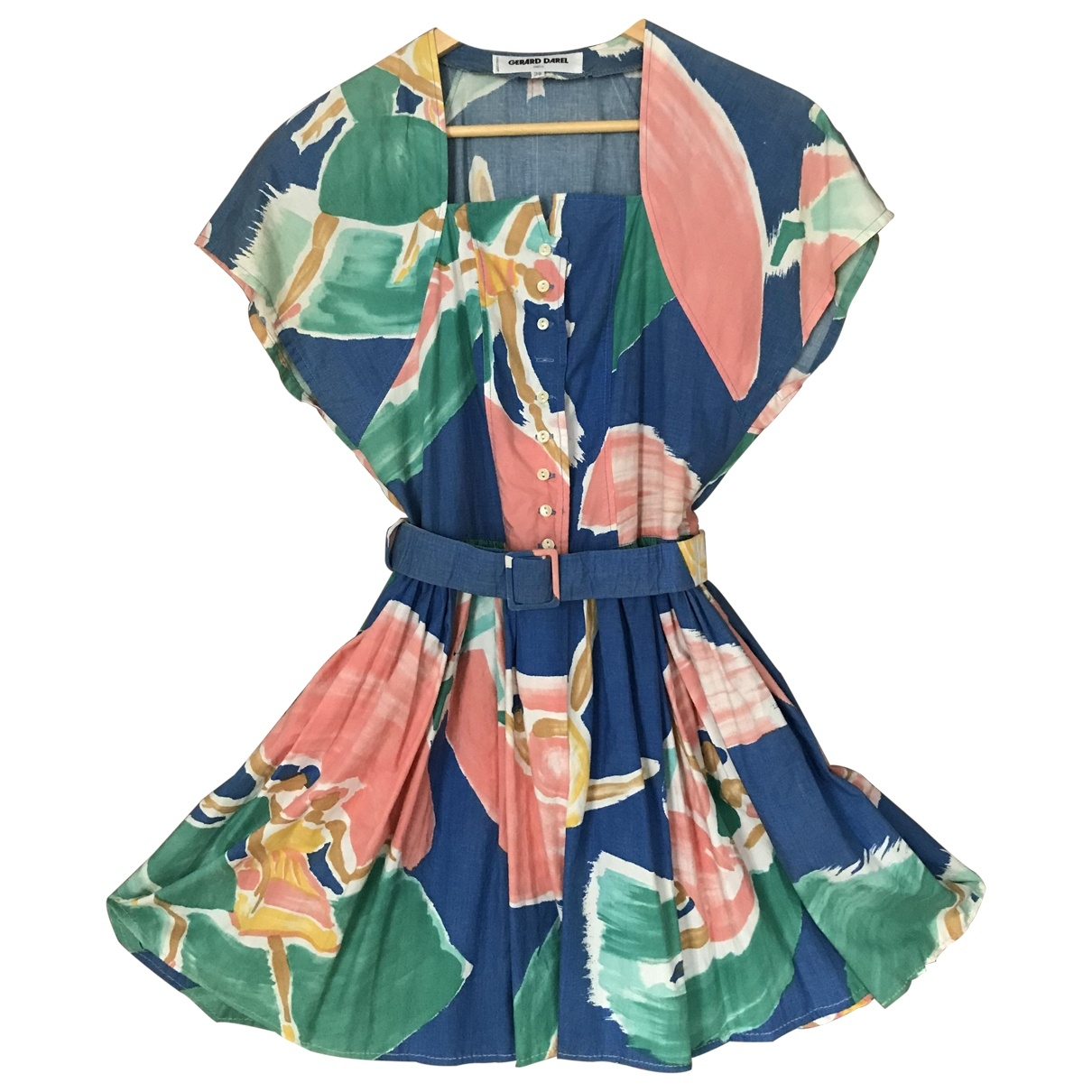 Mini vestido Gerard Darel