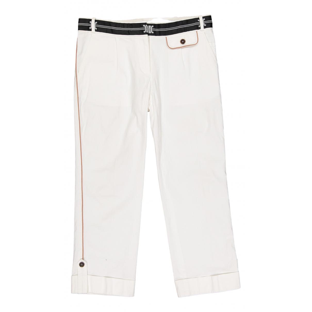 Pantalon de traje Celine