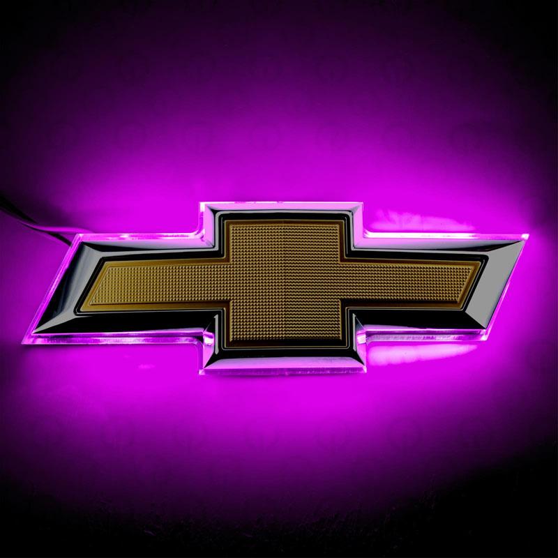 Oracle Lighting 3157-009 2014-2015 Chevrolet Camaro Illuminated Bowtie - Dual Intensity - Pink