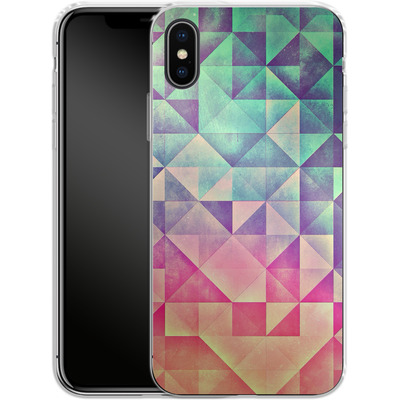 Apple iPhone X Silikon Handyhuelle - Myllyynyre von Spires