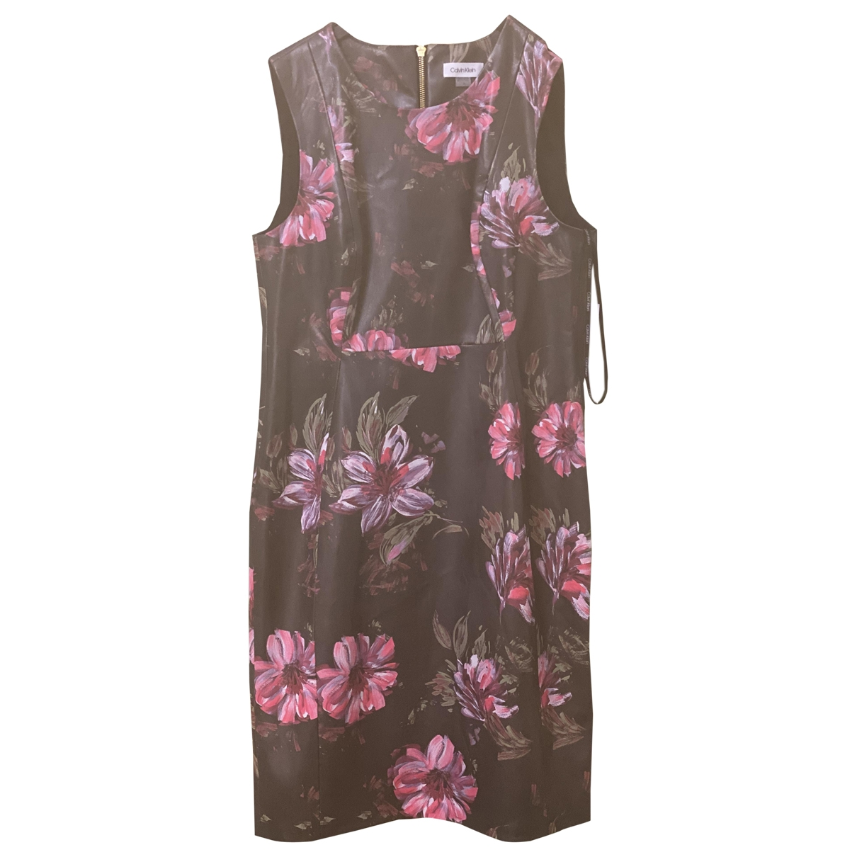 Calvin Klein \N Grey dress for Women 14 UK