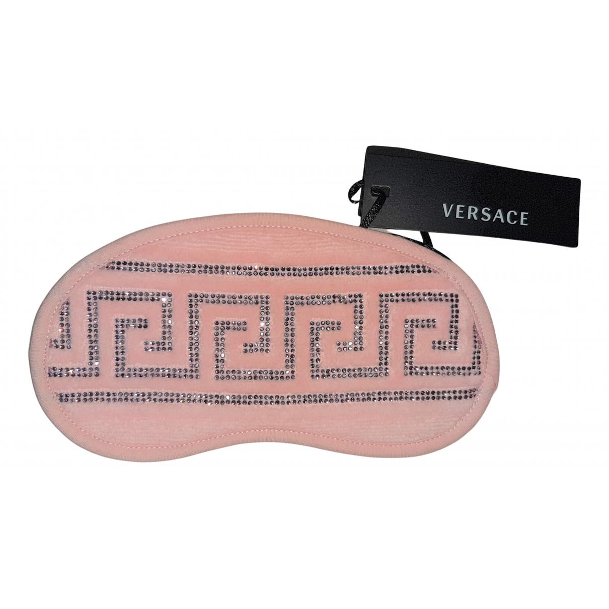 Marroquineria Versace
