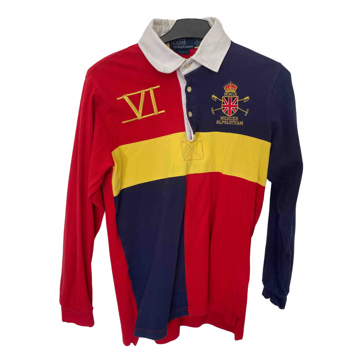 Polo Ralph Lauren Polo Rugby manches longues Red Polo shirts for Men S International