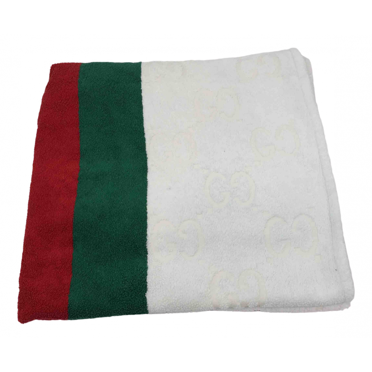 Gucci \N White Silk handkerchief for Women \N