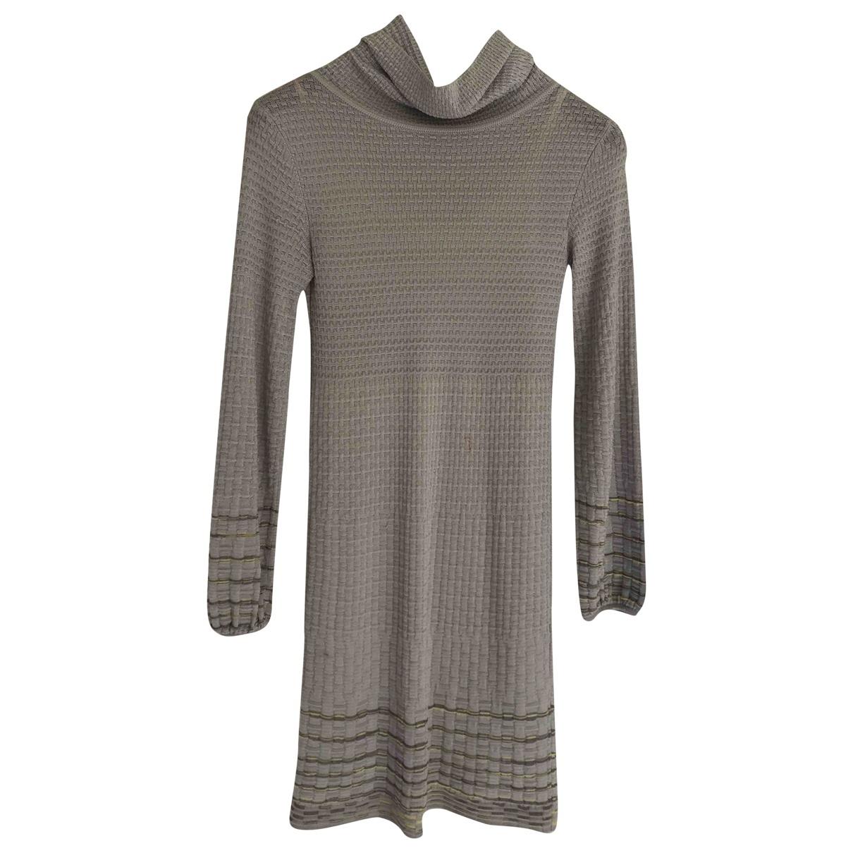 M Missoni \N Silver dress for Women 4 US