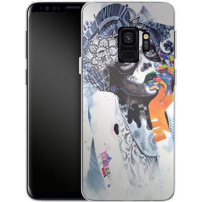 Samsung Galaxy S9 Silikon Handyhuelle - The Dream von Minjae Lee