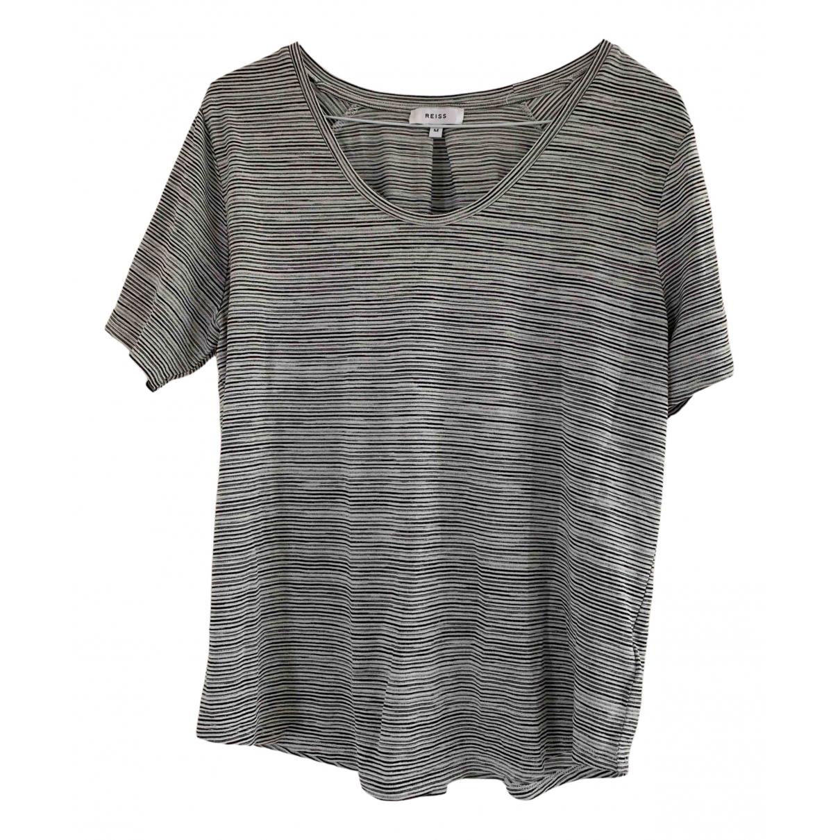 Reiss - Top   pour femme - gris