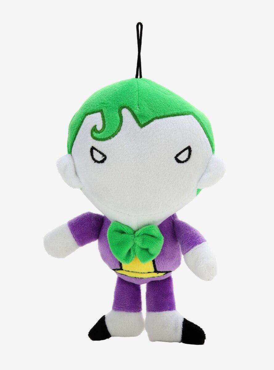 DC Comics The Joker Chibi Squeaky Dog Toy