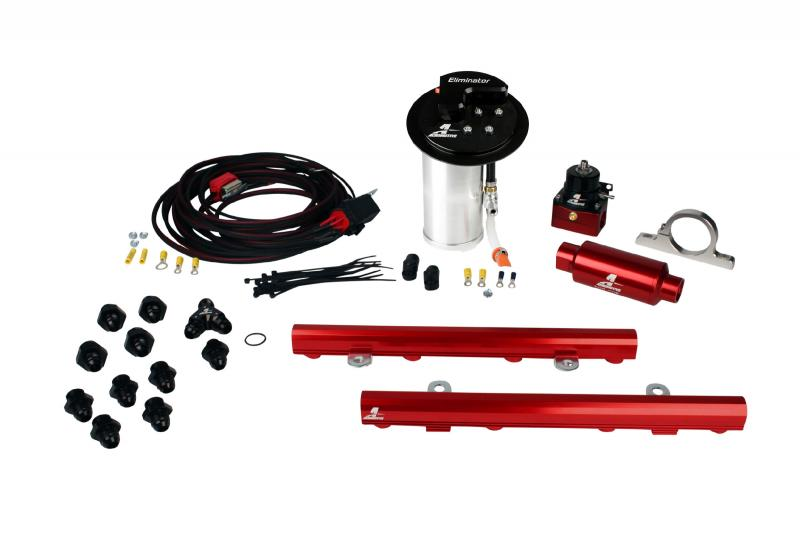 Aeromotive 17348 Fuel System 10-13 Mustang GT System Ford Mustang 2010-2013