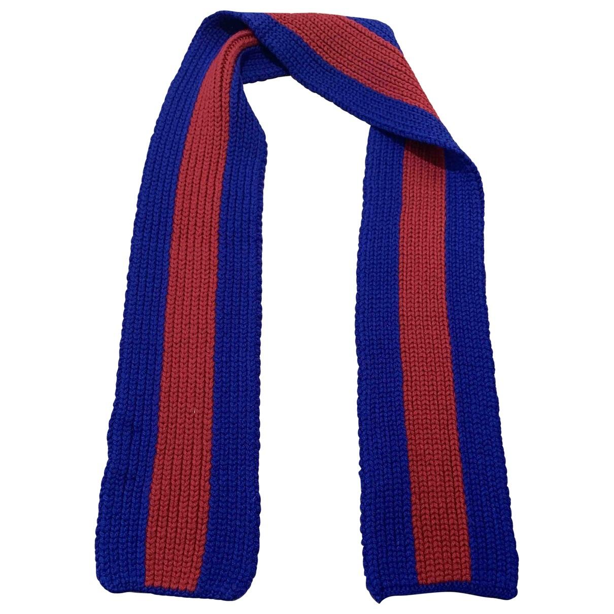 Gucci - Foulards.Echarpes   pour enfant en laine - rouge