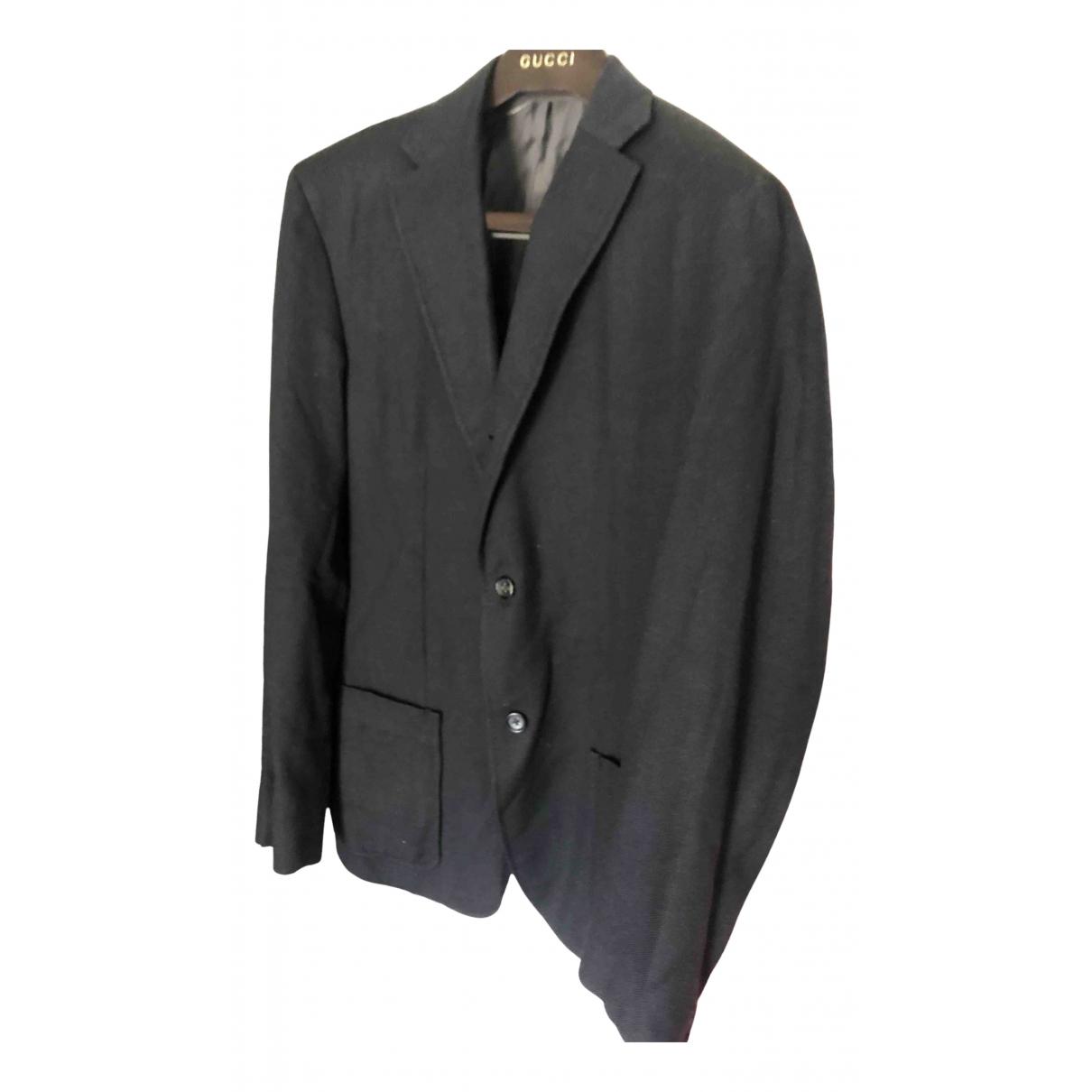 Jil Sander \N Black Cashmere jacket  for Men 48 IT