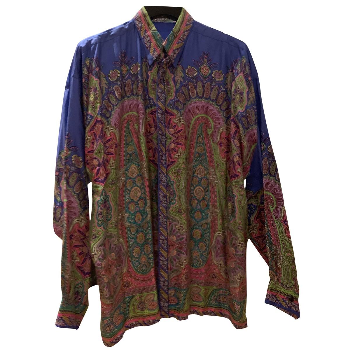Gianni Versace \N Hemden in Seide
