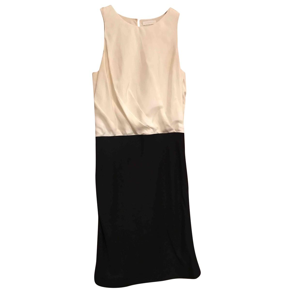 Vestido midi de Seda Nina Ricci