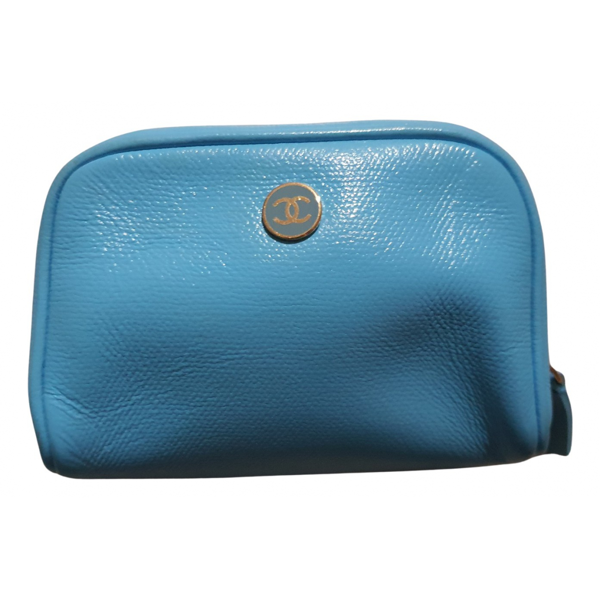 Chanel N Blue Leather Purses, wallet & cases for Women N