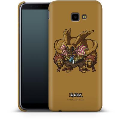 Samsung Galaxy J4 Plus Smartphone Huelle - Exodia The Forbidden One SD von Yu-Gi-Oh!