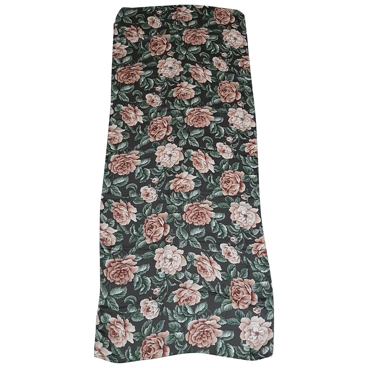 Mila Schön Concept \N Multicolour Silk scarf for Women \N