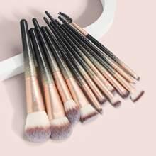 12 Stuecke Makeup Pinsel Set