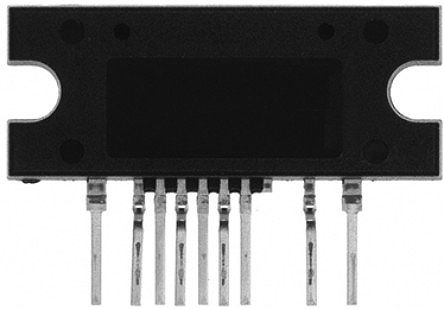 Fairchild Semiconductor FSFR1700USL, 1-Channel Load Switch IC, Power Switch, -0.3 → 25 (Low)V, 200W 9-Pin, SIP (19)