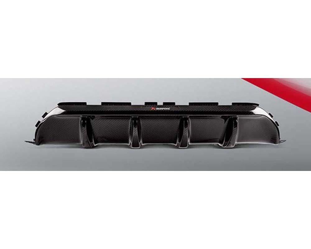 Akrapovic DI-BM/CA/5/M/RS Rear Carbon Fiber Diffuser Matte BMW F90 M5 18-20