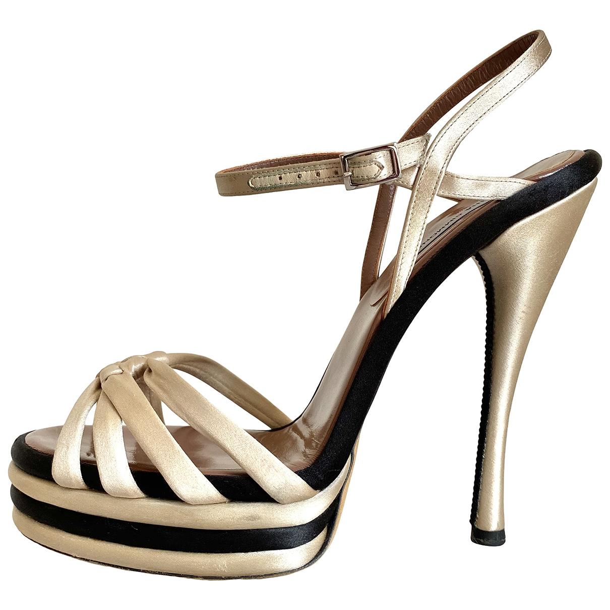 Sandalias de Lona Tabitha Simmons