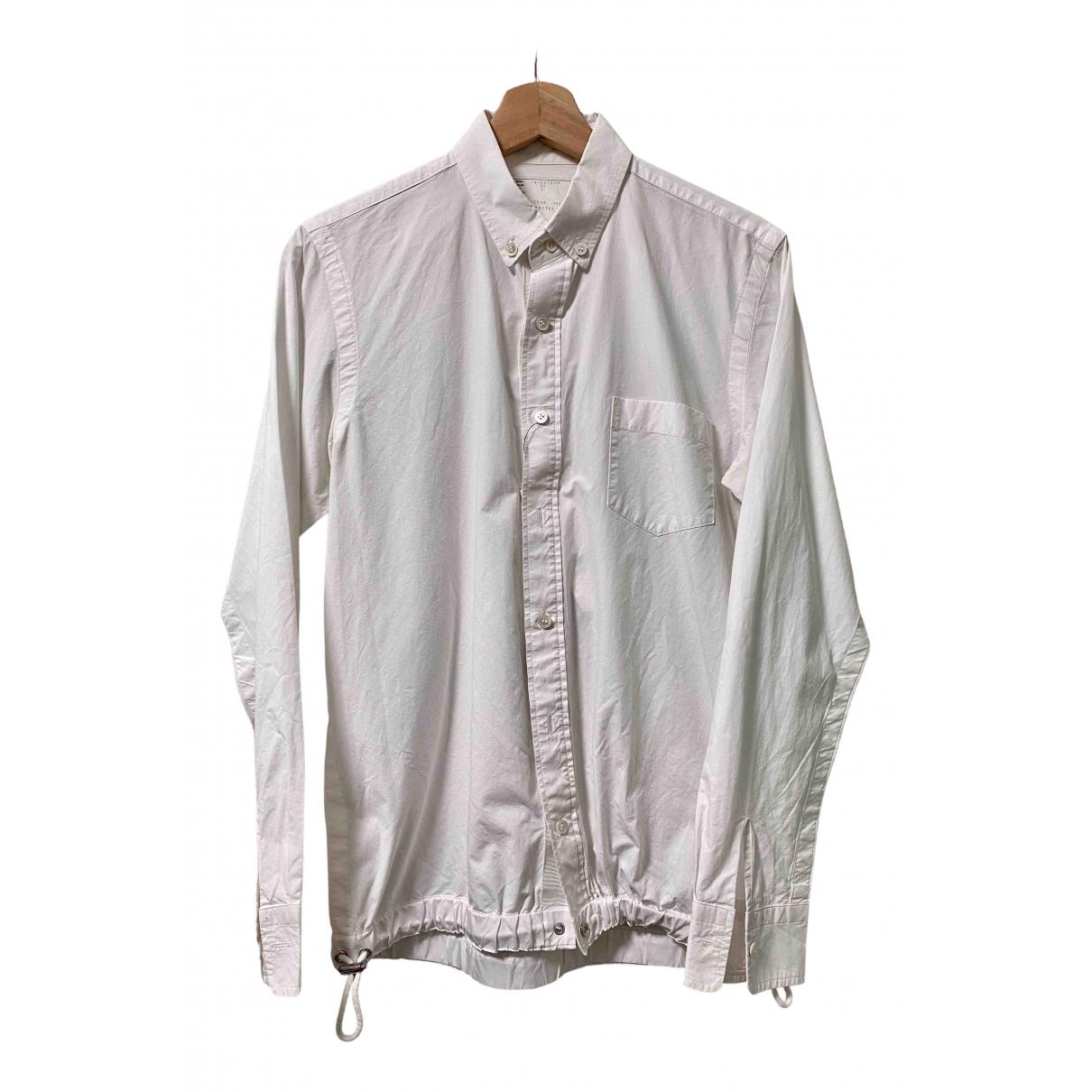 Sacai \N Hemden in  Weiss Baumwolle