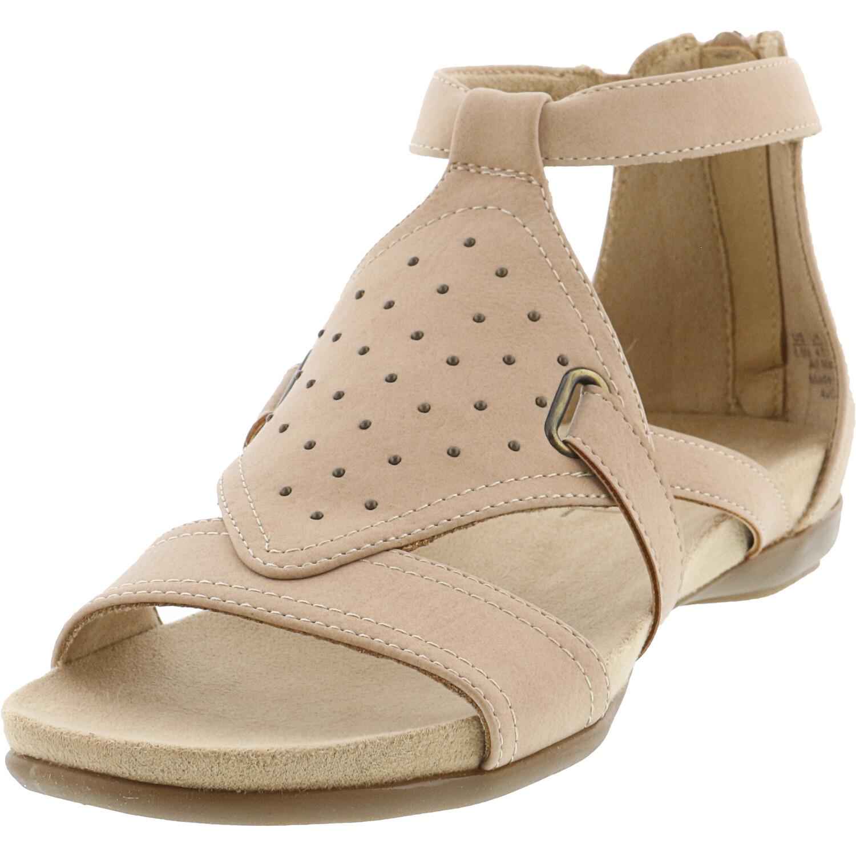 Naturalizer Women's Avon Vintage Mauve Ankle-High Sandal - 6.5M